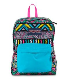 Explore the features of our Superbreak backpack. Available in a variety of colors and patterns, this durable backpack is perfect for anyone on the go. Pink Jansport Backpack, Jansport Superbreak Backpack, Cute Backpacks, School Backpacks, Music Festival Fashion, Retro Pop, Backpack Online, Everyday Bag, Cute Bags