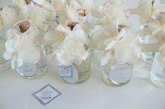 Kolonya şişesi nikah şekeri - wedding favors - wedding favor ideas - nikah şekeri fikirleri