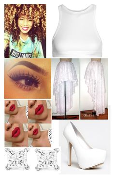 """Untitled #533"" by lea113111 ❤ liked on Polyvore featuring Breckelle's and T By Alexander Wang"
