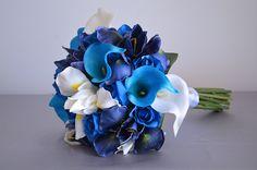 Bouquet Flowers, Wedding Flowers, Artificial Wedding Bouquets, Calla Lily, Iris, Wreaths, Boutique, Bridal, Floral