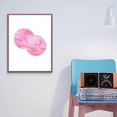 Millennial Pink Art, Printable Geometric, Scandinavian Print, Wall Design, Modern Home Decor, Abstract Art Print, Circles Instant Downloads, Pink Sky Photo, Apartment Poster  Print Your Own Artwork - Find the perfect artwork for your modern home, office or a gift. Immediately download your files from Etsy and send them to print!  Send As A Digital Gift – Ive witnessed the joys associated with having one of my designs sent as an attachable download for loved ones. Having created artwork for…