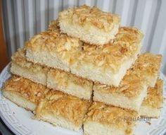 Der schnellste Kuchen der Welt: Mandel - Butter - Kuchen