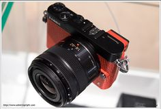 Olympus and Panasonic Photokina videos and images!