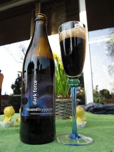 Haandbryggeriet Dark Force 500ml, 8.5%abv, 13