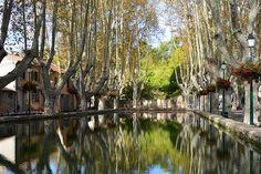 Cucuron (Luberon, Provence)--Cote d'Azur, France by HervelineG