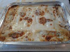 La mia cucina facile: Cannelloni erbette di campo e gorgonzola