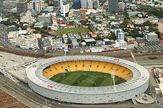 Westpac Stadium - Wellington