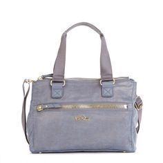 adecc8880 New Tarah Handbag - Silver Leaf Metallic Mochilas, Carteras, Bolsas, Bolsos De  Kipling