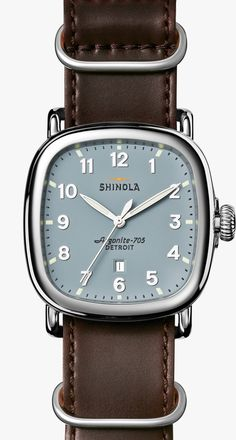 The Guardian 41.5mm | Shinola® Detroit
