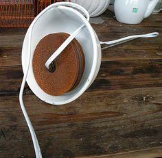 Anthropologie Teapot Lamp - Vintage Revivals