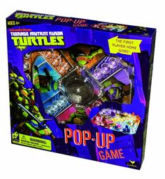 Teenage Mutant Ninja Turtles Pop Up Board Game Cardinal Industries #TeenageMutantNinjaTurtles http://www.amazon.com/dp/B00DDUHYV2/ref=cm_sw_r_pi_dp_7jIFub16G5HX8