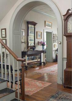 Elizabeth Locke's Virginia home