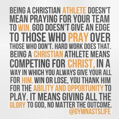 Shawn Johnson on Being a Christian