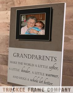 Pin by Helen Ure on Grandparents | Pinterest | Grandparents ...