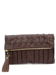 chocolate clutch
