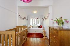Girls bedroom Girls Bedroom, Cribs, Bathroom, Furniture, Home Decor, Cots, Washroom, Decoration Home, Bassinet