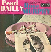 45cat - Pearl Bailey - Hit The Road To Dreamland / Tess's Torch Song (I Had A Man) - Bravo! - UK - BR 352 Bailey Co, Pearl Bailey, Torch Song, Pearls, Sleeves, Beads, Cap Sleeves, Gemstones, Pearl