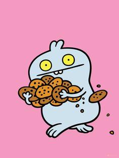 Babo Running Cookies
