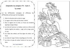 Lire et comprendre les consignes Cycle 2