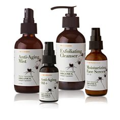 Truly an fantastic, completely safe, organic skin care company.