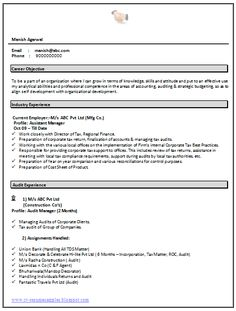 beautiful and simple resume template for all job seekers sample template of latest best experience