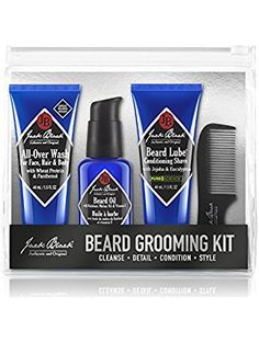 Jack Black Beard Grooming Kit ❤ Jack Black