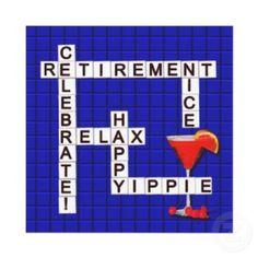Retirement Party Invitations - Puzzle zazzle_invitation