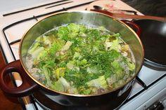 Μαγειρίτσα με Ταχίνι και Ρίγανη | Μοναστηριακά Προϊόντα | Από το Άγιον Όρος στο σπίτι σας! Easter Recipes, Easter Food, Mediterranean Recipes, Tahini, Going Vegan, Palak Paneer, Guacamole, Broccoli, Chicken