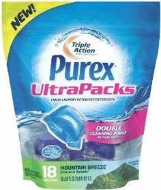 Purex Ultra Packs Liquid Laundry Dete...  Order at http://www.amazon.com/Purex-Liquid-Laundry-Detergent-Mountain/dp/B007JYN2AU/ref=zg_bs_353413011_29?tag=bestmacros-20