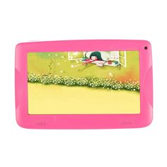(74.99$)  Buy here  - 7 inch Quad Core Kids Tablet PC Designed for Children Educational Android 4.4 Preloaded Educational Apps and Games Free shipping