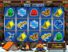 Играть в казино Вулкан на игровом автомате Rock Climber.  Почувствовать себя победителем можно в казино Вулкан на игровом автомате Rock Climber.