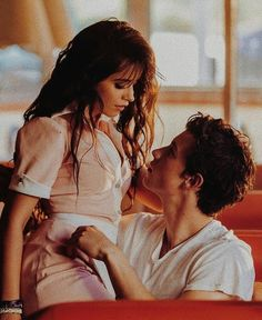 Shawn Mendes and Camila Cabello Shawn Mendes Imagines, Cute Relationships, Relationship Goals, Shawn And Camila, Mtv, Fangirl, Foto Gif, Celebs, Celebrities