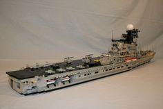 M.O. Round 1: Kiev class aircraft carrier