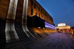 Bydgoszcz Marina / Design APA Rokiccy / Przystań Bydgoszcz, proj. APA Rokiccy; photo: Łukasz Nowaczyk / Agencja Gazeta