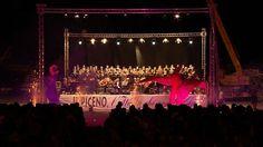 Spettacolo 'Carmina Burana' della Compagnia dei Folli a San Benedetto del Tronto.
