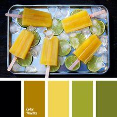 Color Palette #3110