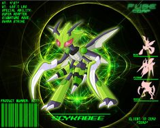 FUSE Corp-Scykabee by SuperSonicGX.deviantart.com on @DeviantArt