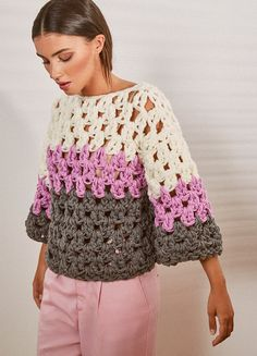 #crochet #fashion #inspiration #sweaters