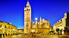 Seville Tourism in Spain