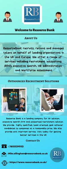 ResourceBank provides a specialist service for companies that want to recruit apprentices but don't have the resources to do so cost effectively. Executive Search, Recruitment Agencies, Assessment, About Uk, Behavior, Social Media, Business, Organisation, Social Networks