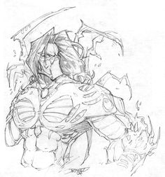 72 best darkness images ic books art ic art image ics The Darkness 2 Jackie darkness sketch