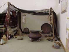 The Bedouin Tent