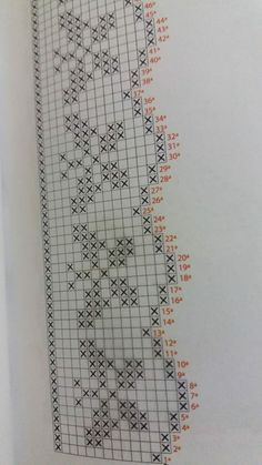Crochet Edging And Borders Needle-Works Butterfly: Filet Crochet Shelf-Edgings With Patterns Crochet Edging Patterns, Crochet Lace Edging, Crochet Borders, Crochet Diagram, Doily Patterns, Crochet Chart, Thread Crochet, Crochet Trim, Easy Crochet