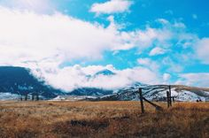Travel Destination: Montana (image by Jesse Lenz)