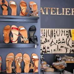 All our sandals are hand-made and all models can be customized and fited according to your desire ❤😊 👉 Feel free to contact us for details / link in the bio 👈   #leathersandals #summer #sandals #summer2017 #madeingreece #realleather #shoes #fashion #greeksandals #handmade #welovegreece #greece #paros #familybusiness #atelierparossandals  #shopping #handmadesandals #artisanatcuir #artisanat