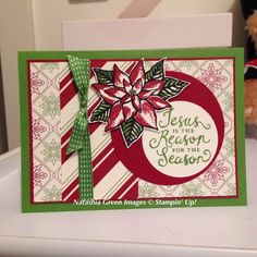 Reason for the Season - Stampin' Up!