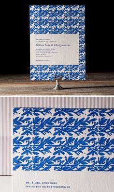 // Design Work Life » Bella Figura: 2013 Invitation Collection