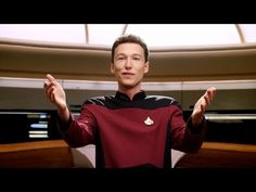 http://www.thefederationtimes.com/the-data-and-picard-medley-megamix/  The Data And Picard Medley Megamix