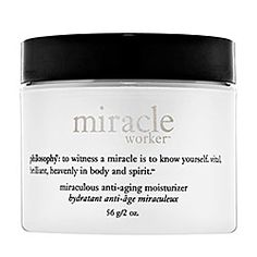 wouldn't call it a miracle but it sure is a nice moisturizer!