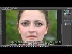 Photoshop CS6 - Liquify/Weightloss/Facial Reconstruction - Tutorial